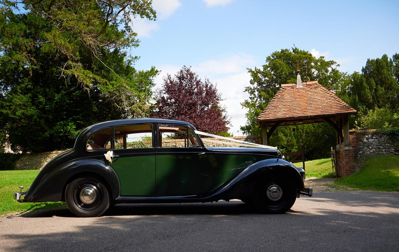 Garden of England Classics Wedding Car Hire Kent